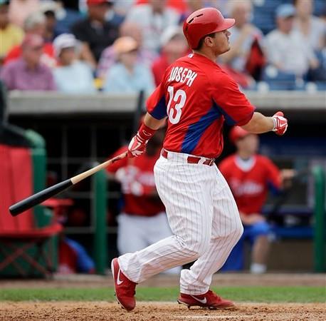 Yankees Phillies Spring Baseball