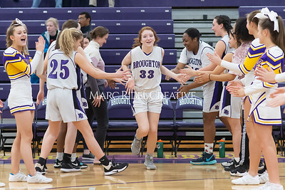 Broughton vs Millbrook | Girls JV