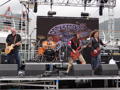 FIRED GUNS CONCERT PHOTOS ROCK LEGENDS CRUISE