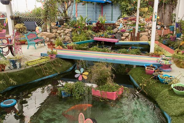 Cannizzaro Pond