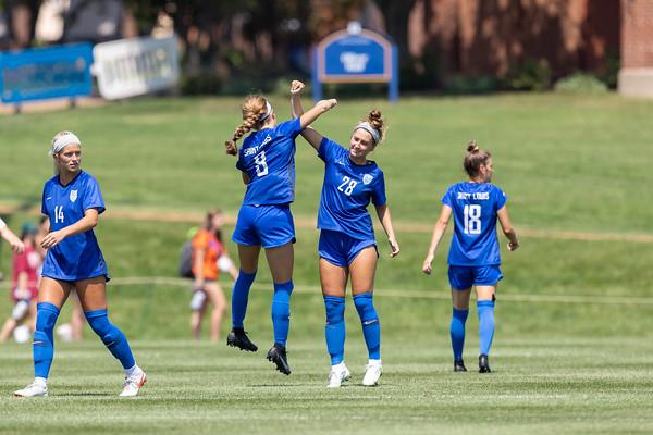 Women's Soccer: Iowa vs SLU