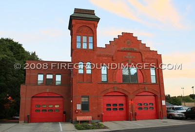 Meriden, CT Firehouses