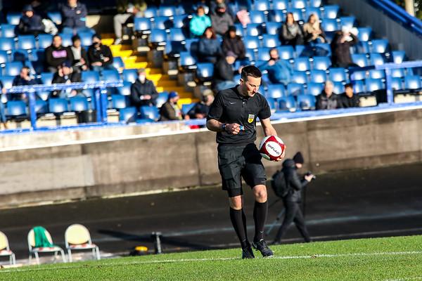 Newcastle Town v Nuneaton Borough FA Trophy 31-10-20