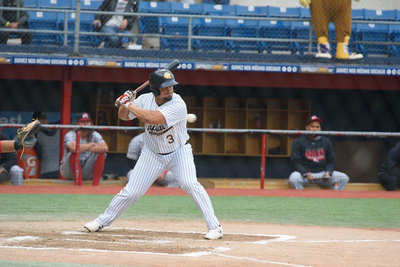 5 à 7 et Baseball des Capitales de Québec club social CSPQ Stade municipal
