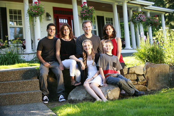 Truax Family Portraits