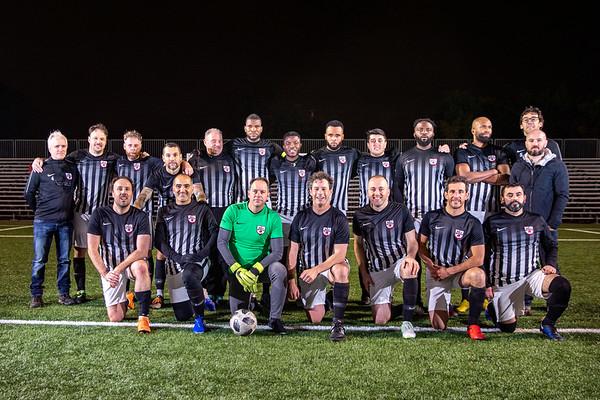 2020 Men's Masters Soccer Final