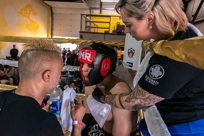 Smoker Fights at Muay Thai Fight Night