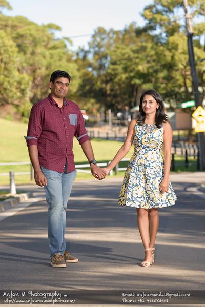 Raj and Aishwarya Pre-Wedding