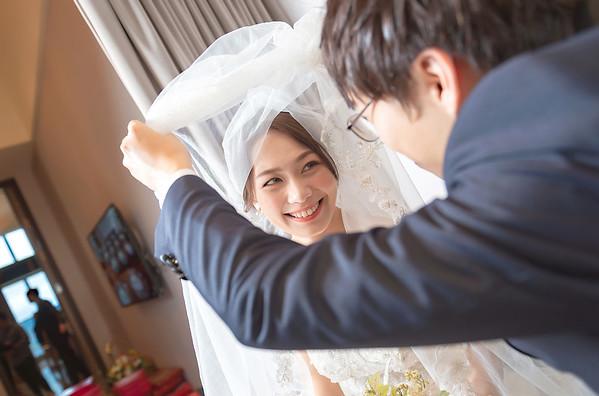 昱翔 + 雅雯 – 格萊天漾大飯店Great-Skyview