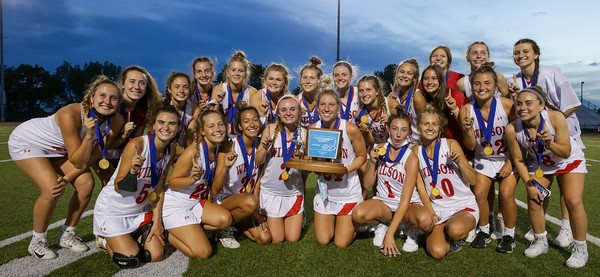 5/27/2021 PIAA District 3 Girls Lacrosse Championship - Wilson vs South Western
