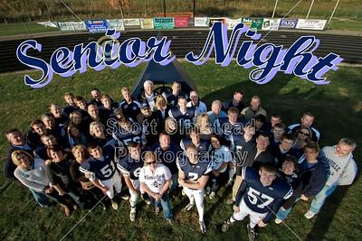 2013 Senior Night (10-18-13)