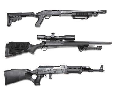 Chris' Gun Collection