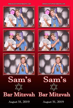 Sam's Bar Mitvah