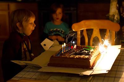 Destry's 7th Birthday