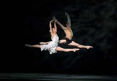 Russian Ballet Theater Rehearsals / 2,3 May 2006