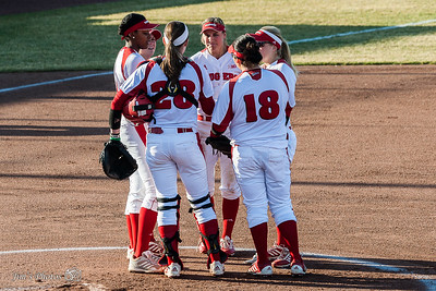 UW Sports - Women's Softball Game 1 - April 10, 2015