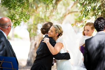 Kayla and Adrian - Wedding