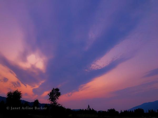Montana in Vivid Color