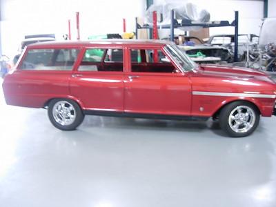 Scherrill's Nova Wagon
