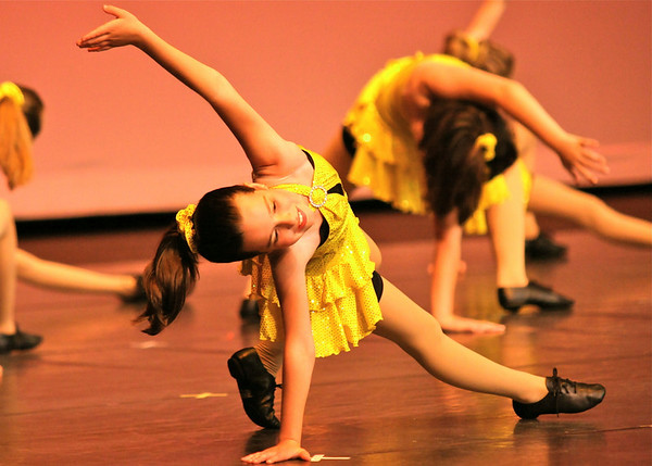 2010 Recital - Skipping Through Life/He Lives In You