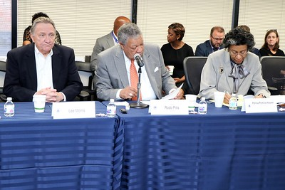 Board of Commissioners - Mayors Meeting 5-3-19