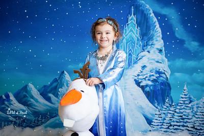 Chapplear Winter Princess 2020