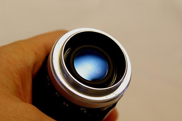 Takumar 105mm f2.8 preset