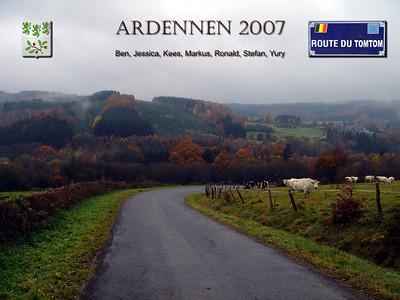 Ardennes 2007