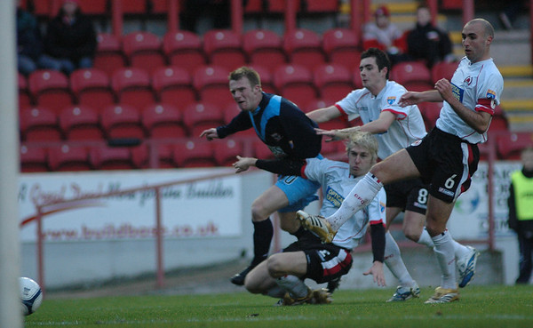 Clyde v Airdrie 2 12 06