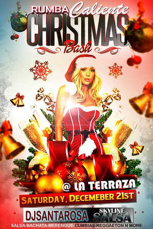La Terraza 12-21-13 Saturday