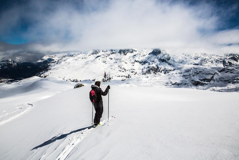 Splügen Tambo Skitour