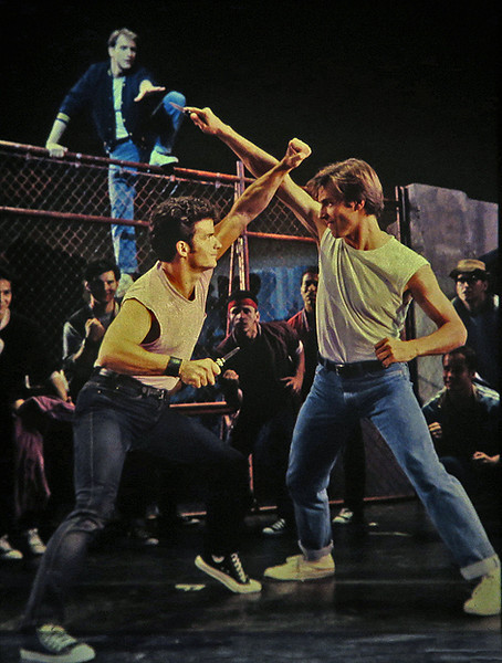 "Scott Carollo, Angelo Fraboni ""West Side Story"""