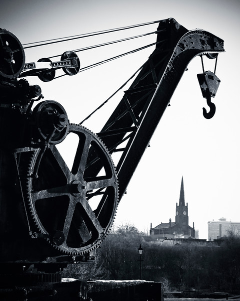 Coatbridge Crane