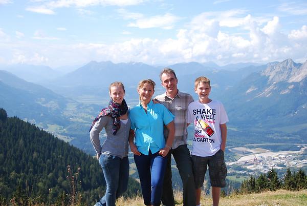 2013 August - Austria, Croatia, Slovenia