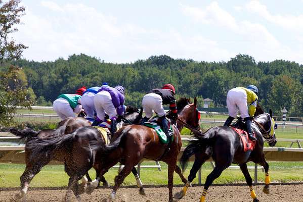 Parx Casino Pennsylvania Derby 2013 Part 2