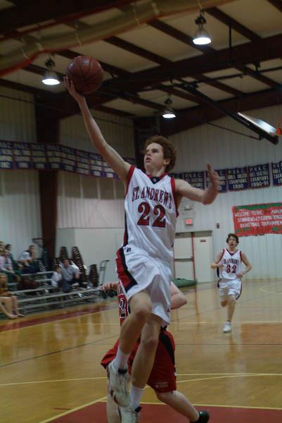 St A's 2006 Basketball Kickoff
