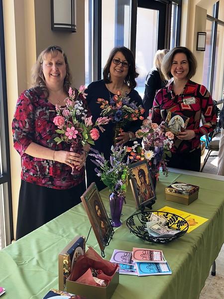 Visitation Ministry -  Pascha Baskets - May 25, 2018