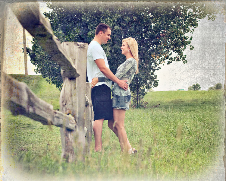 Heath & Brittney E-Session