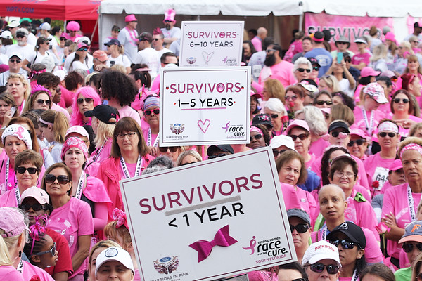 Susan G. Komen - Race for the Cure - January 25th, 2020
