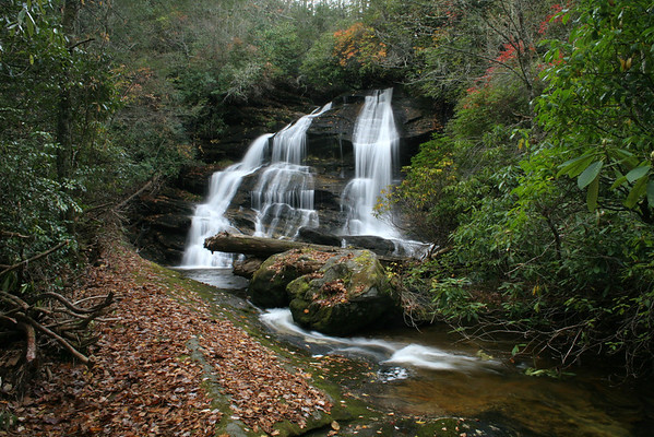 Carolina Waterfalls
