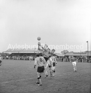 Aylesbury Utd v Berkhamsted, Aug 26th 1965