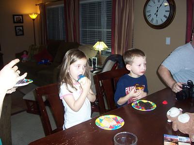 Brenna and Kent's Birthday 2010