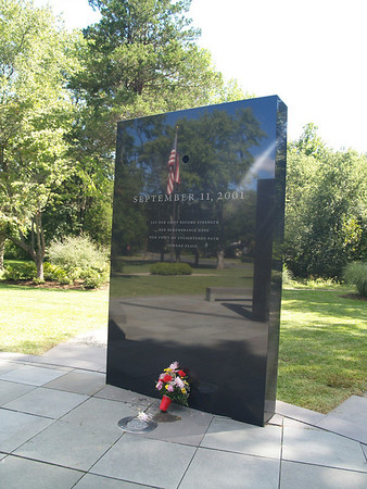 Closter 9/11 Memorial