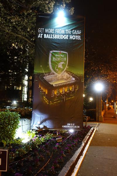 The Ballsridge Hotel