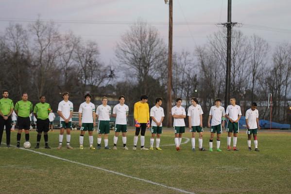 Boys Soccer (Playoff Northlake)