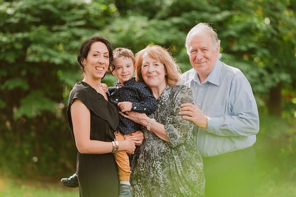 Emmanuelle + Parents + N