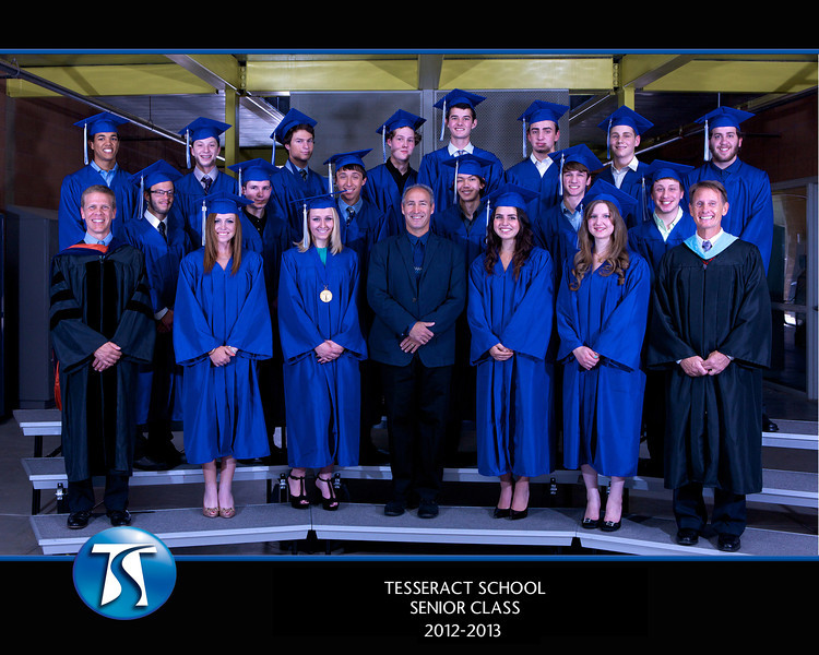 Tessseract 2012 Faculty
