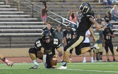 Football - LHS JV 2015 - West Plains