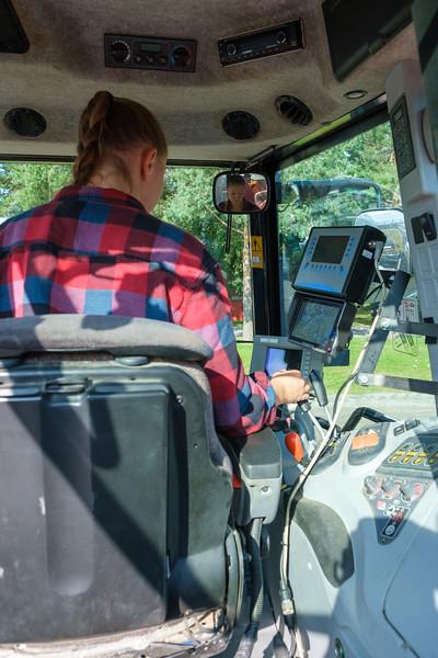 Traktorfører