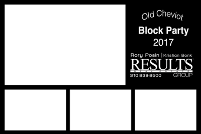 06.25.17 Results Group Block Party Cheviot Block Party
